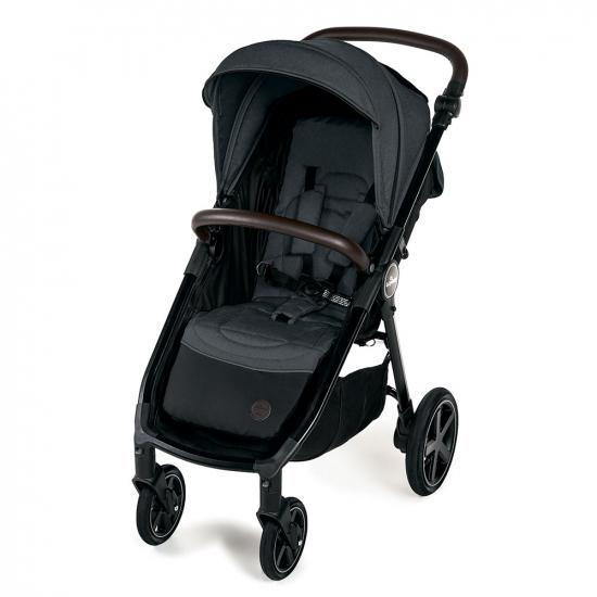 Коляска Baby Design LOOK AIR 2020 17 GRAPHITE