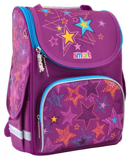 "Рюкзак школьный каркасный Smart PG-11 ""Star's dream"""