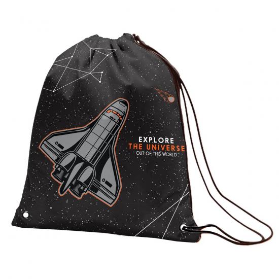 "Сумка для обуви YES SB-10 ""Explore the universe"""