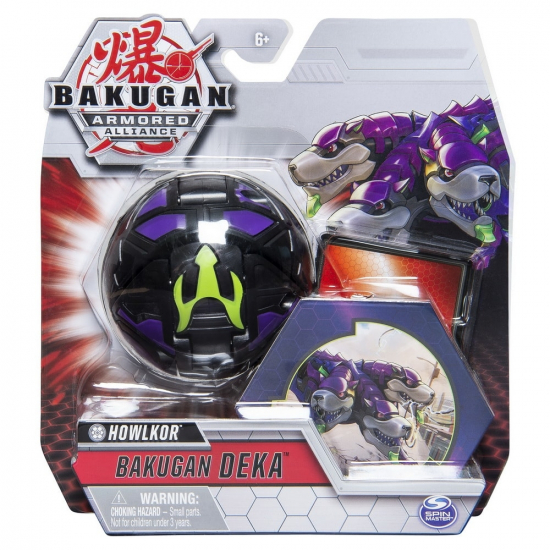 Bakugan Armored Alliance: Дека Бакуган Холкор