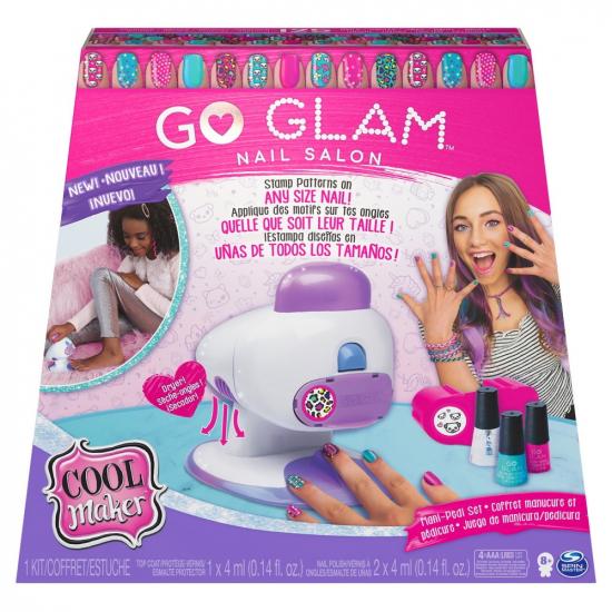 "Cool Maker: Большой набор для нейл арта ""Go GLAM"""