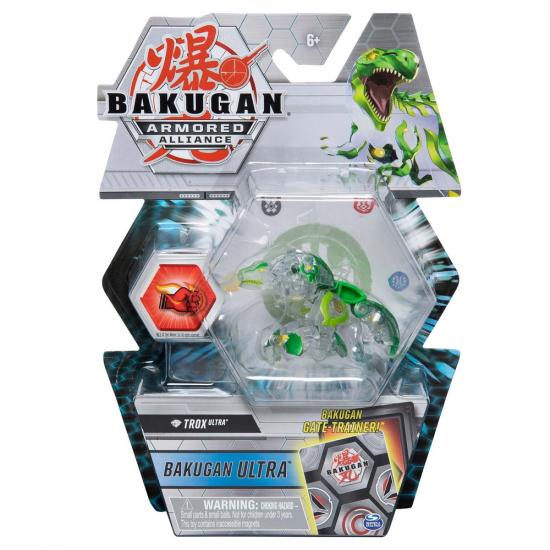 Bakugan Armored Alliance: Ультра бакуган Трокс Бриллиант